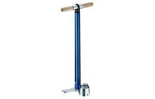 Lezyne Alloy Floor Drive blue